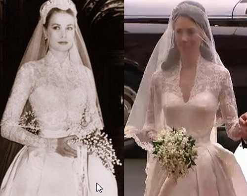 Princess Grace of Monaco-Catherine,Duchess of Cambridge