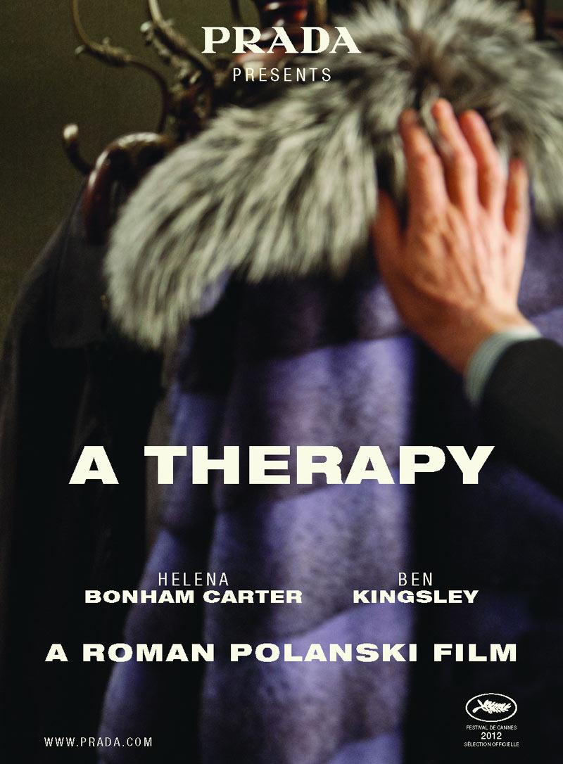 Locandina_A-Therapy_Prada_RPolanski1