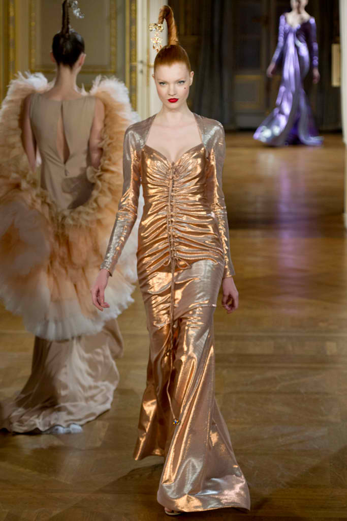 Alexis Mabille FALL 2012 COUTURE