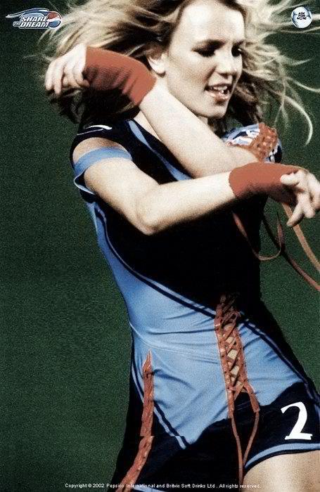 Britney Spears for Pepsi(EU)