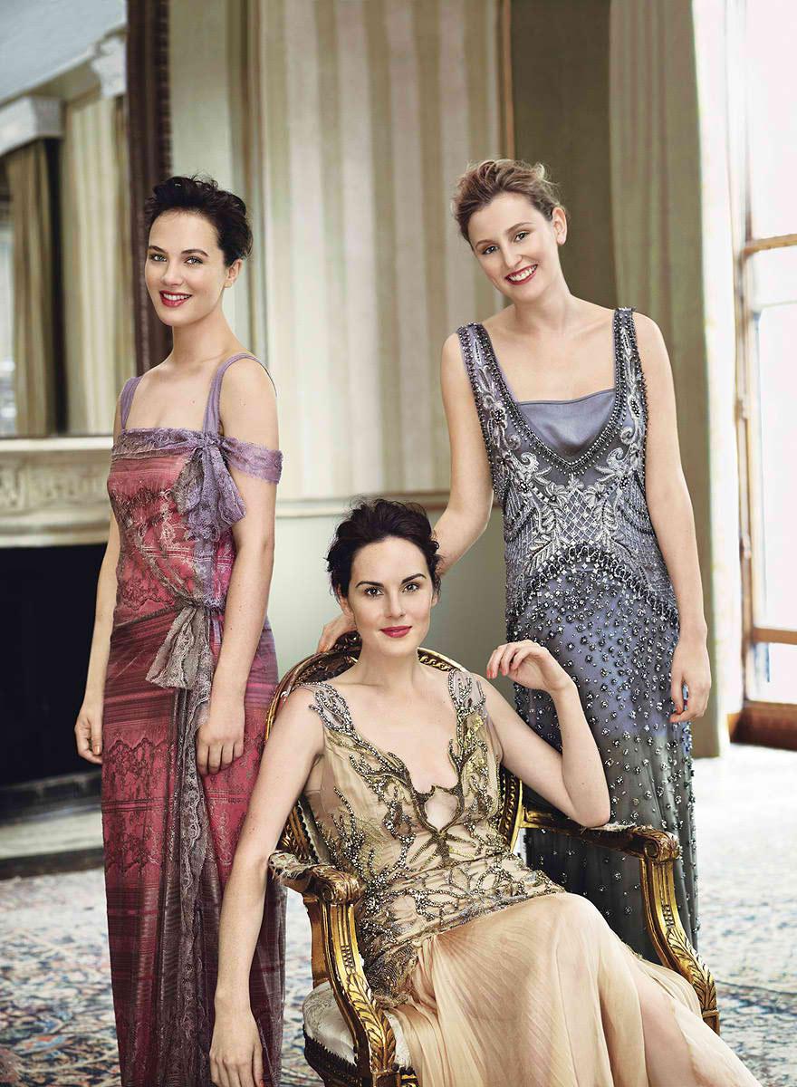 img-downton-abbey-playing-the-part_111230962794  sc 1 st  Sybilia Style - WordPress.com & Downton Abbeyu0027s Costumes-Dress like an Edwardian? u2013 Sybilia Style