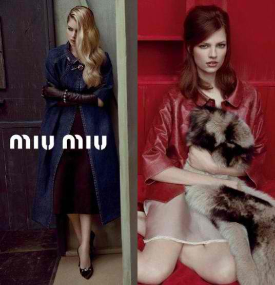 Miu Miu by Inez and Vinoodh