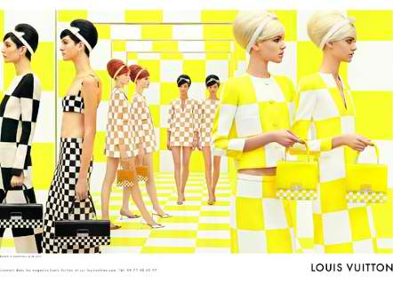 Louis Vuitton by Steven Meisel