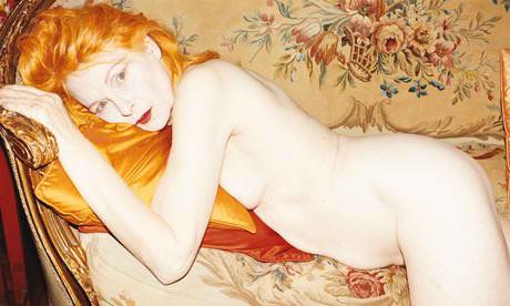 Vivienne Westwood in the eyes of Juergen Teller