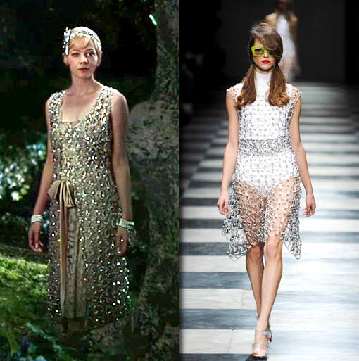 "Miuccia Prada Designs of ""The Great Gatsby"" film Costumes ..."