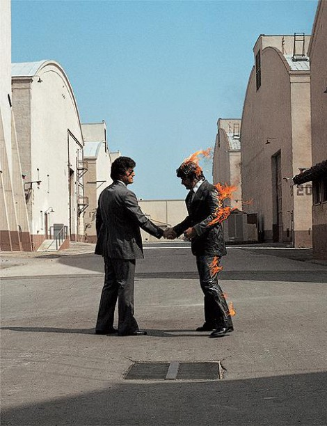Pink Floyd, Wish You Were Here 1975