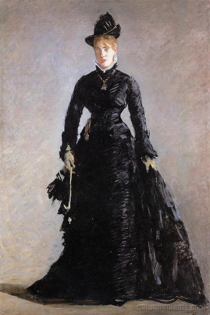 Édouard Manet. La Parisienne: An Étude of Ellen Andrée. 1874