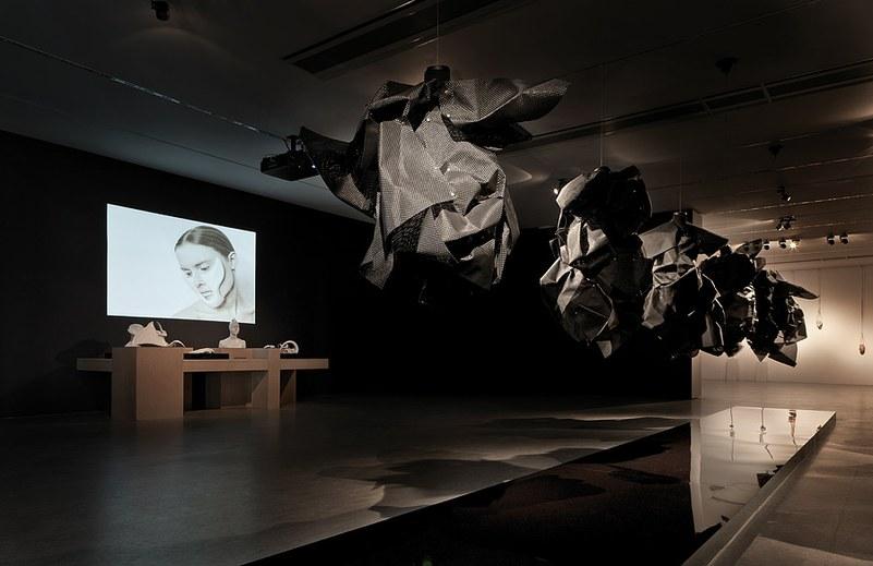 exhibition's view, photo by Wojtek Olech, CoCA 2013