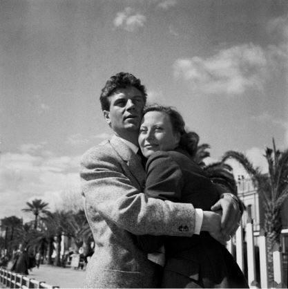 Henri VIDAL, Michèle MORGAN