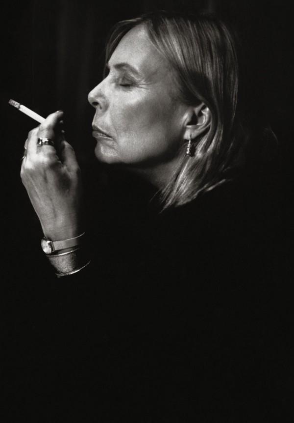 Joni Mitchell, London, 2001