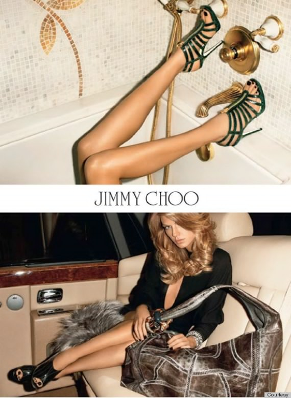 Past Jimmy Choo Campaigns