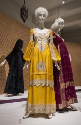 Woman's dress, 1969, Thea Porter