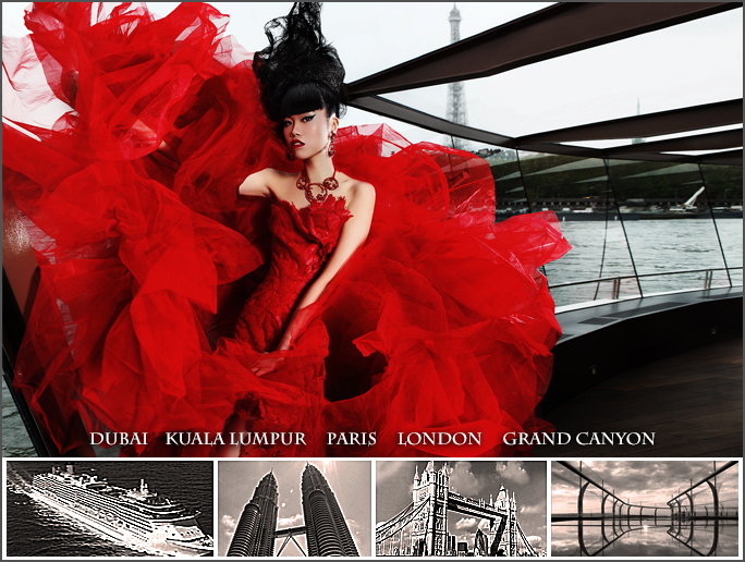 Iconic Catwalk Venues hosted by Jessica Minh Anh! UPCOMING: Arizona - The Official Grand Canyon State, United States