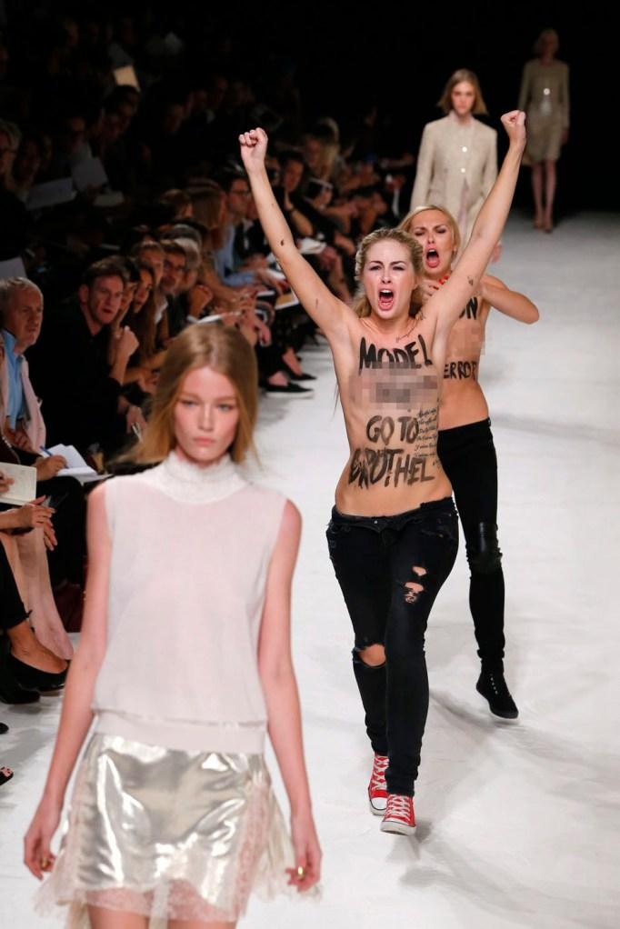 Paris Fashion Ricci