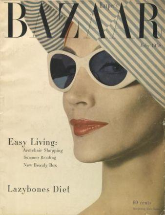 Harper's Bazaar Legendary Designer Alexey Brodovitch