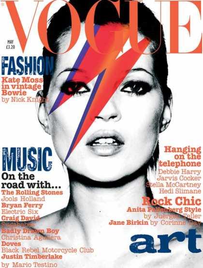 Kate Moss - May, 2003