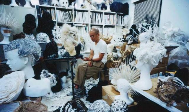 Katsuya Kamo's design studio