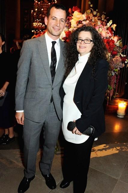 Frieze founders Matthew Slotover and Amanda Sharp.