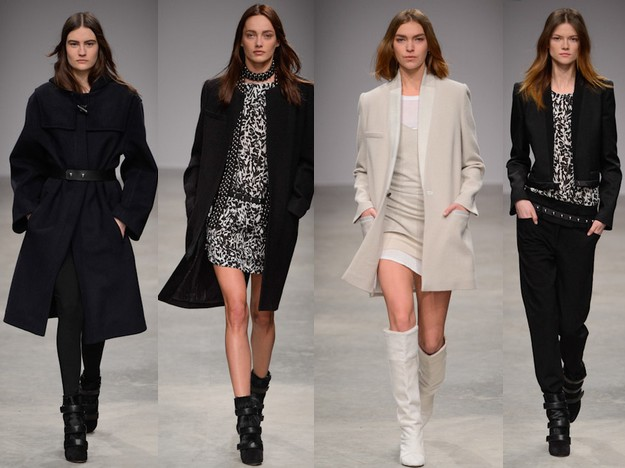 ISABEL-MARANT-READY-TO-WEAR-FALL-WINTER-2013/2014-PARIS FASHION WEEK