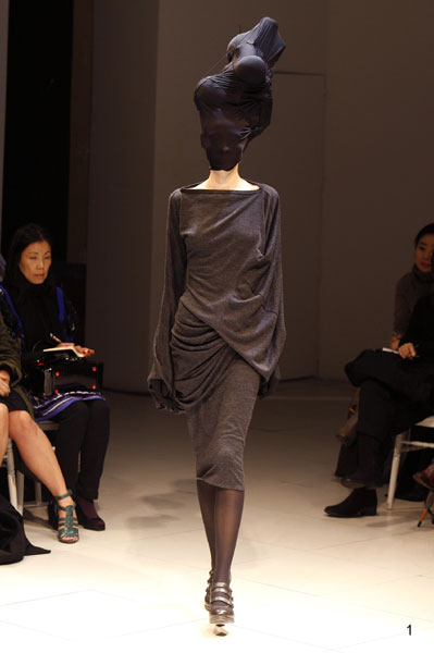 JUNYA WATANABE COMME des GARCONS FALL 2008 READY-TO-WEAR