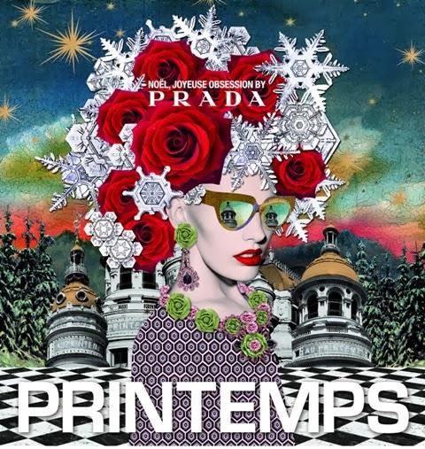 Prada_Printemps Noel 2013 iconic image
