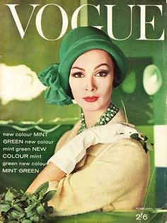 February 1961 Vogue