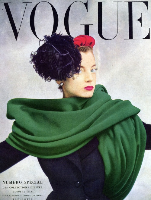 Vogue Paris October 1950