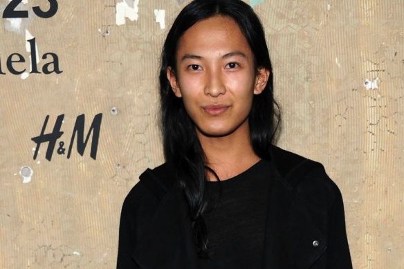Alexander Wang announcing collaboration with H&M via Instagram