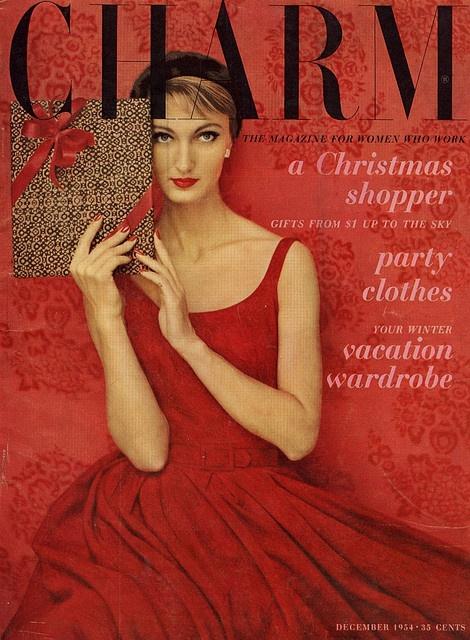 Charm, December 1954