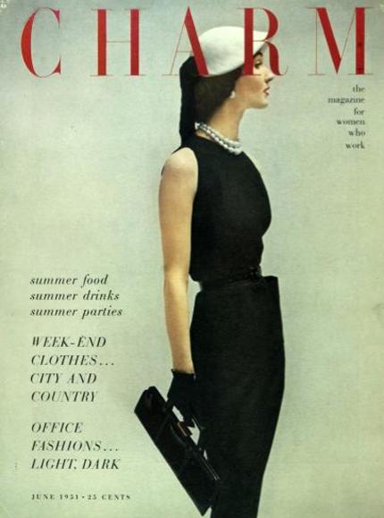 Charm, June 1951