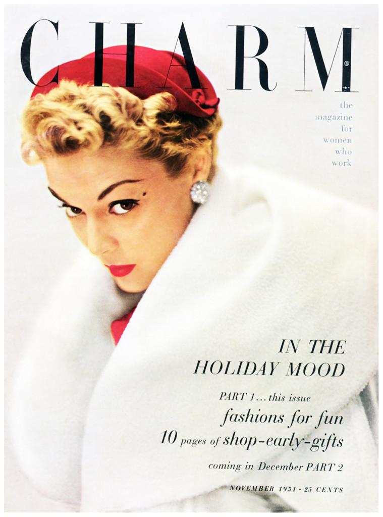 Charm, November 1951