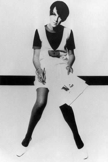 1964 Mini Skirt Mary Quant