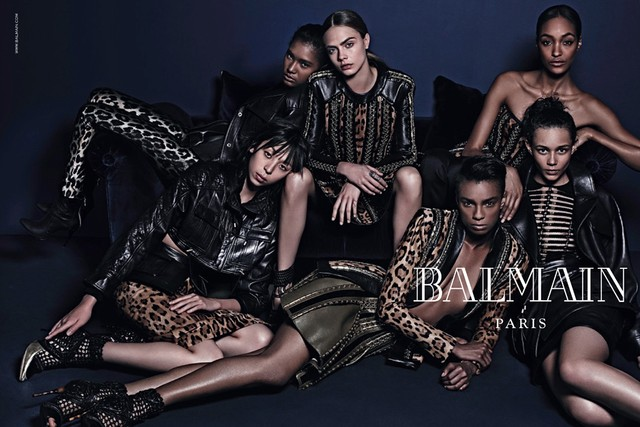 balmain-fall-winter-2014-campaign