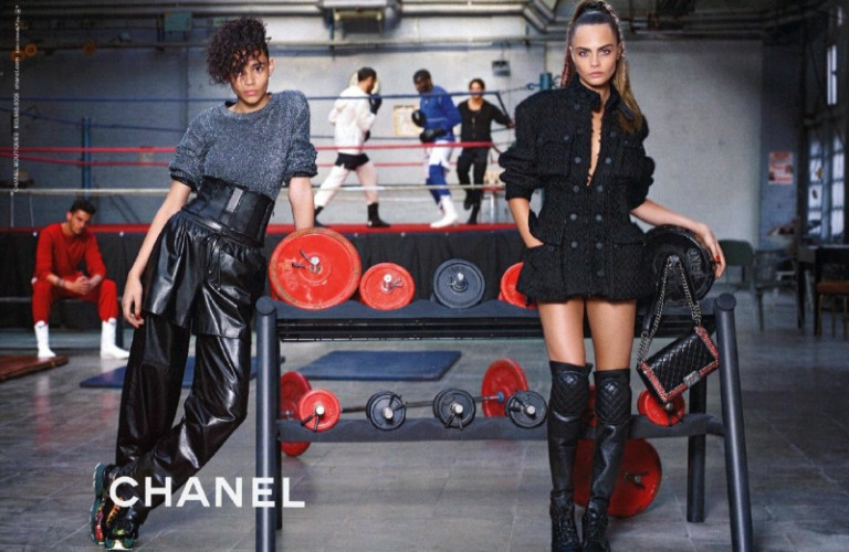 cara-delevingne-and-leona-binx-walton-fronts-chanel-fall-2014-ad-campaign-2