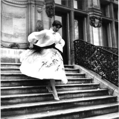 Bettina, Paris, Paris Match n°162, avril 1952