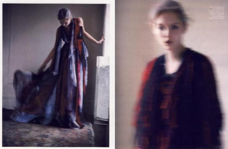 David Armstrong for Rodarte