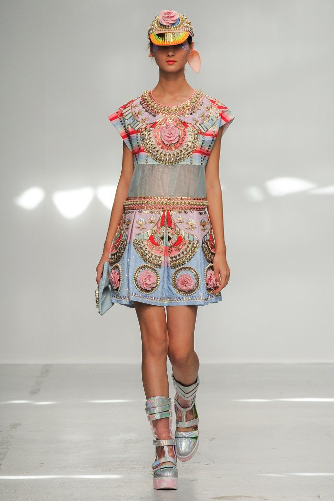 Manish Arora's ''New Tribal""