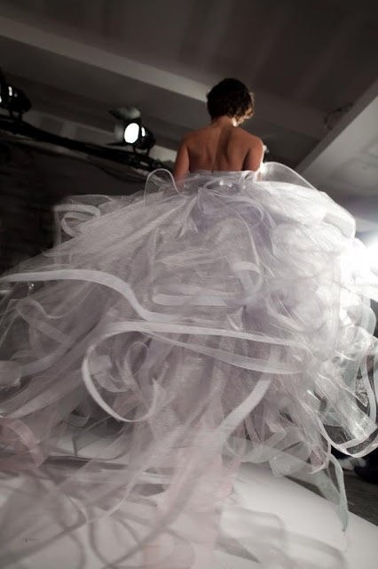 The Cloud dress, Oscar de la Renta, 2012.