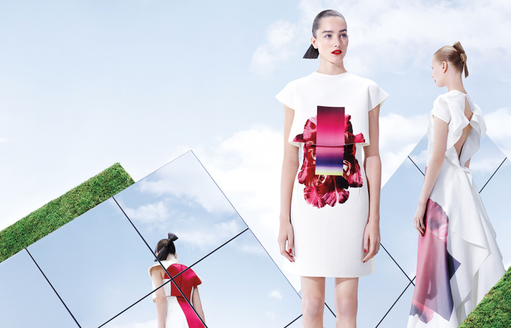 elisabeth-erm-josephine-le-tutour-by-willy-vanderperre-for-carolina-herrera-spring-summer-2015