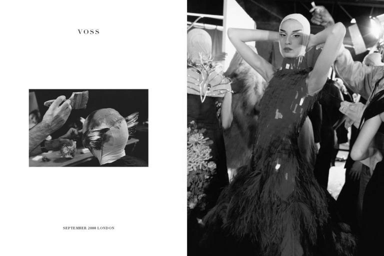 Voss, September 2000 London3