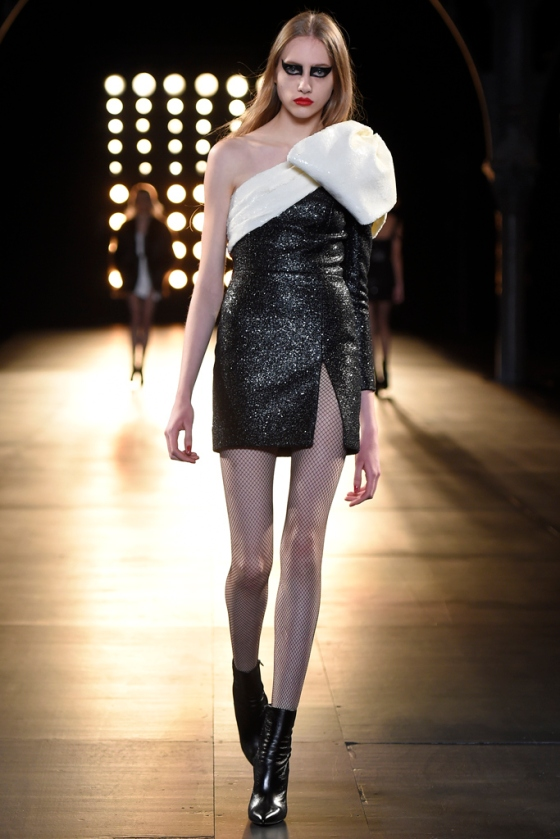 Saint Laurent RTW Fall 2015