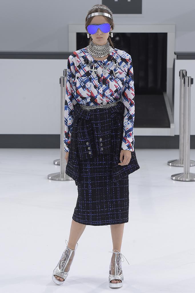Chanel RTW Spring 2016