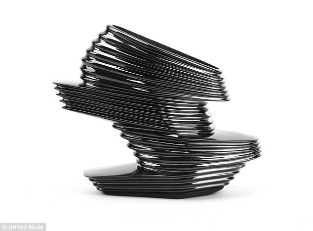 NOVA, by Zaha Hadid for United Nude