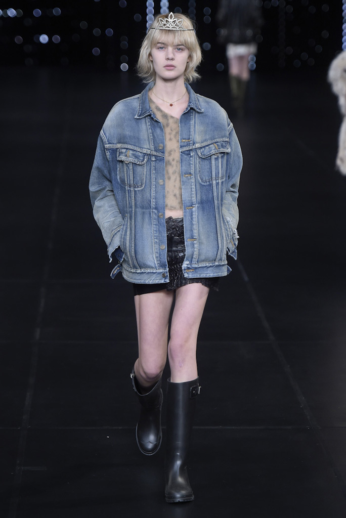 Saint Laurent RTW Spring 2016