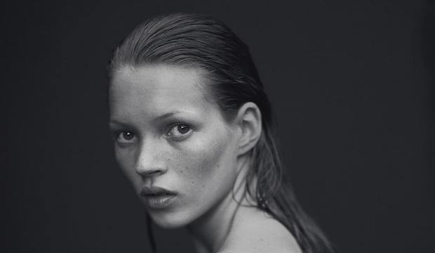 Kate Moss, Mario Sorrenti. Beetles and Huxley Osborne Samuel Photography