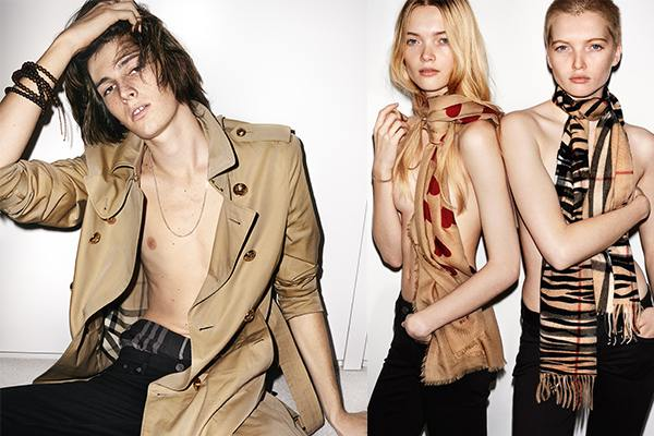 Burberry-Spring-SUmmer-2016-campaign-shot-by-mario-testino-with-dylan-brosnan
