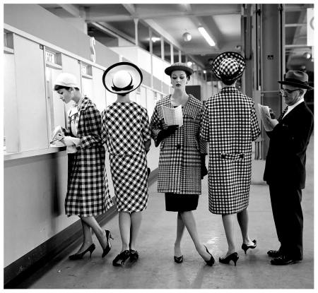 Checked-fashions-at-Roosevelt-Raceway's-pari-mutuel-windowMarch
