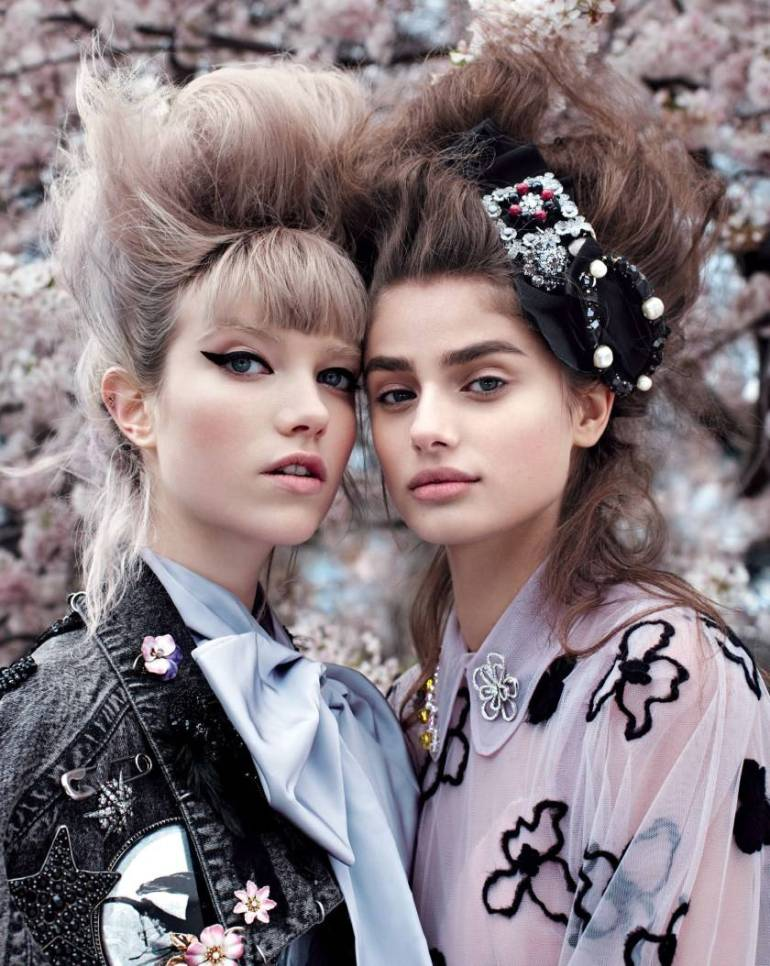 VOGUE-MAGAZINE-All-That-Glitters-by-Willy-Vanderperre.-Tabitha-Asimmons-June-2016-www.imageampli