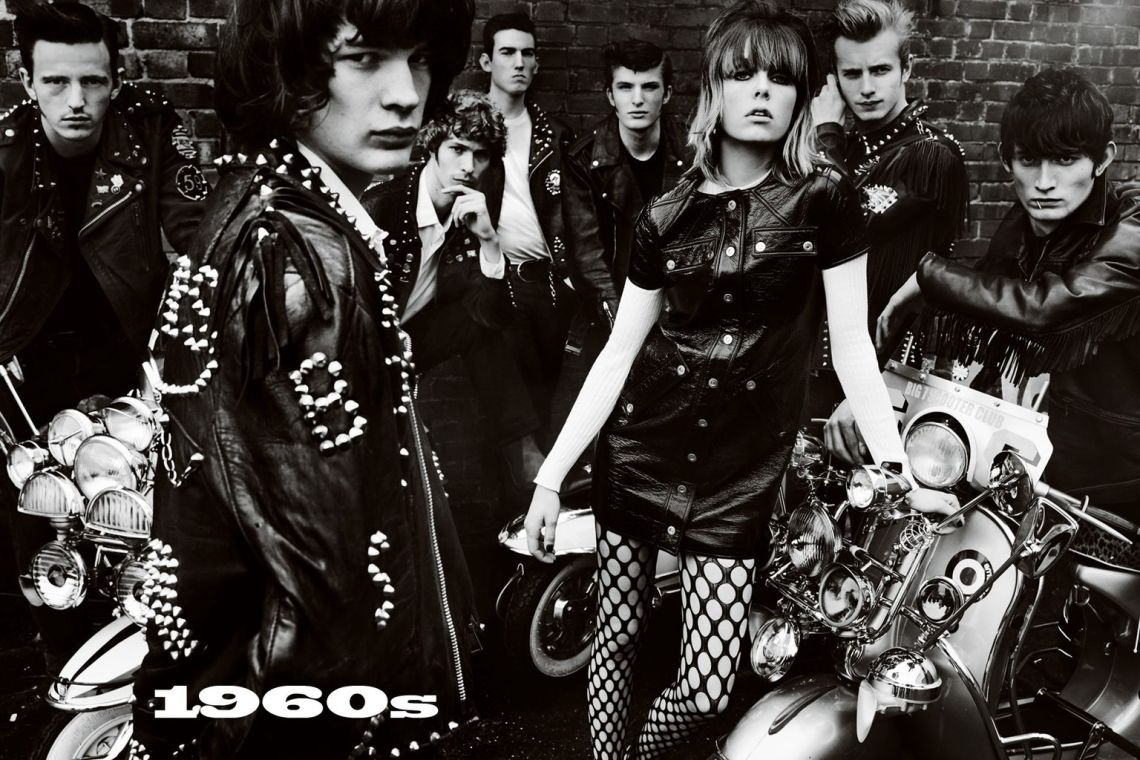 Vogue-UK-June-2016-Decades-1960s-Edie-Campbell-by-Mario-Testino