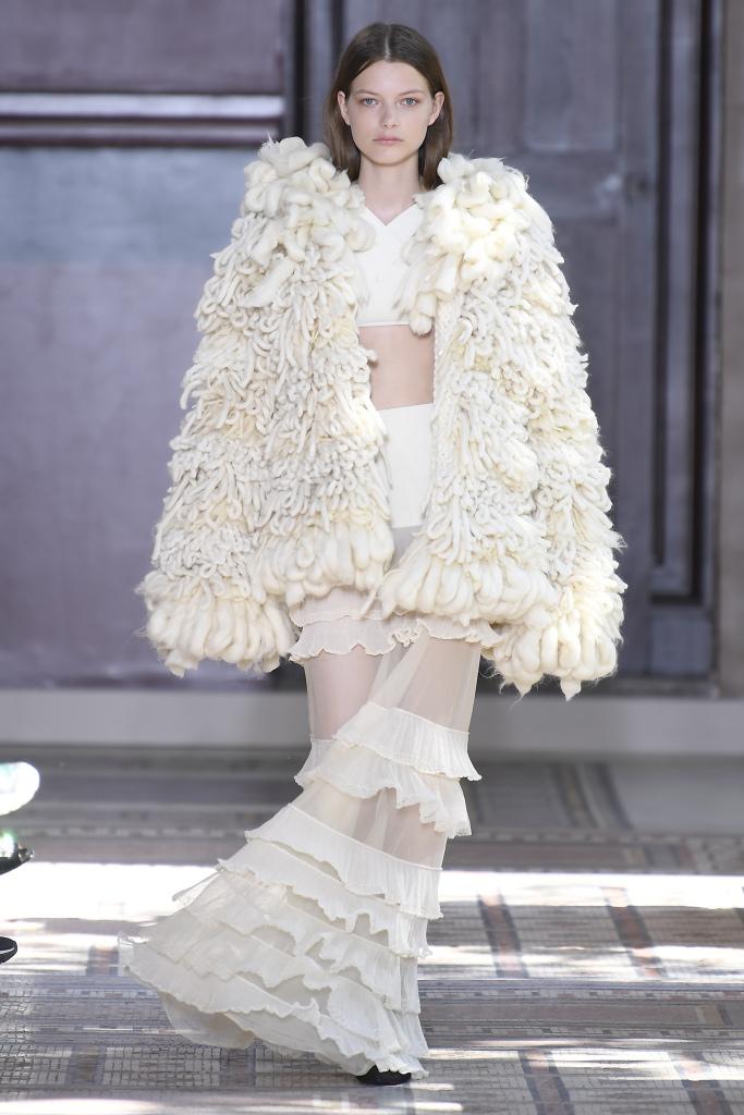 Atelier Sonia Rykiel Couture Fall 2018